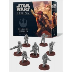 Star Wars Legion - Soldados Rebeldes