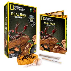 National Geographic - Real Bug - Dig Kit