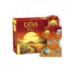 Catan Plus Ed. 2019